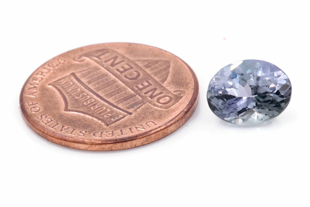 Natural tanzanite Tanzanite Gemstone December birthstone DIY Jewelry Tanzanite tanzanite DIY Jewelry Supplies OV 9x7mm-Tanzanite-Planet Gemstones