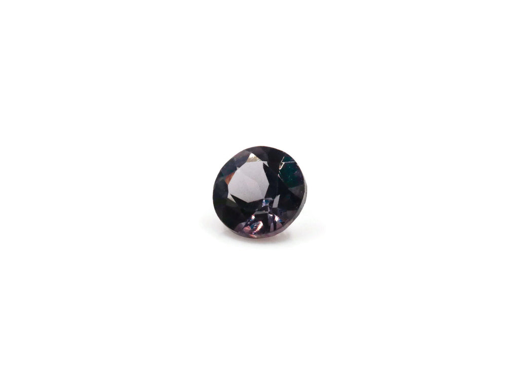 Natural Spinel Spinel Gemstone Genuine Spinel August birthstone Lavender SPINEL Purple Spinel 5mm round 0.66ct-Planet Gemstones