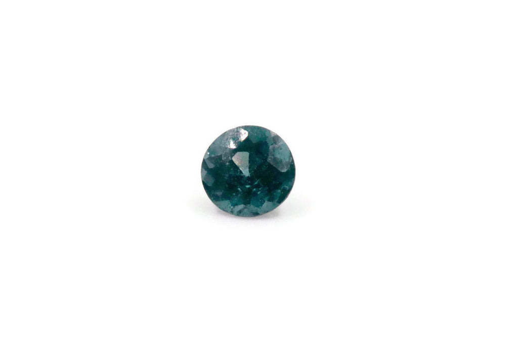 Natural Spinel Spinel Gemstone Genuine Spinel August birthstone Cobalt SPINEL Cobalt Spinel Blue Spinel Round 4mm 0.33ct-Planet Gemstones