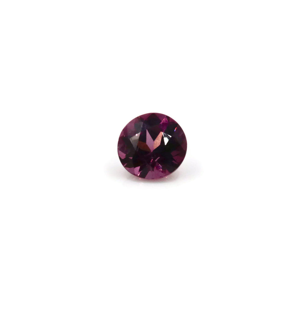 Natural Spinel Spinel Gemstone Genuine Spinel August birthstone Lavender SPINEL Purple Spinel 5mm Spinel Round 0.64ct-Planet Gemstones