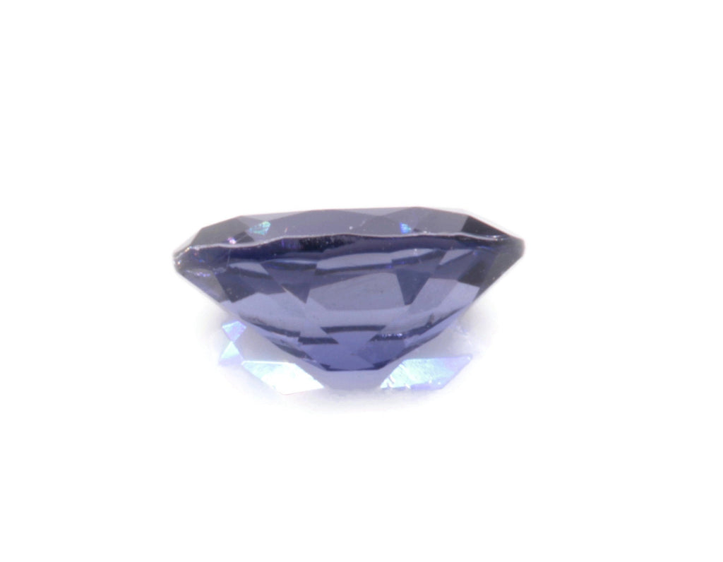 Natural Iolite Gemstone Faceted Iolite Stone Iolite Faceted Loose Iolite Vettrigemsusa 6x4mm Iolite Loose Stone DIY Jewelry Supplies 0.63ct-Planet Gemstones