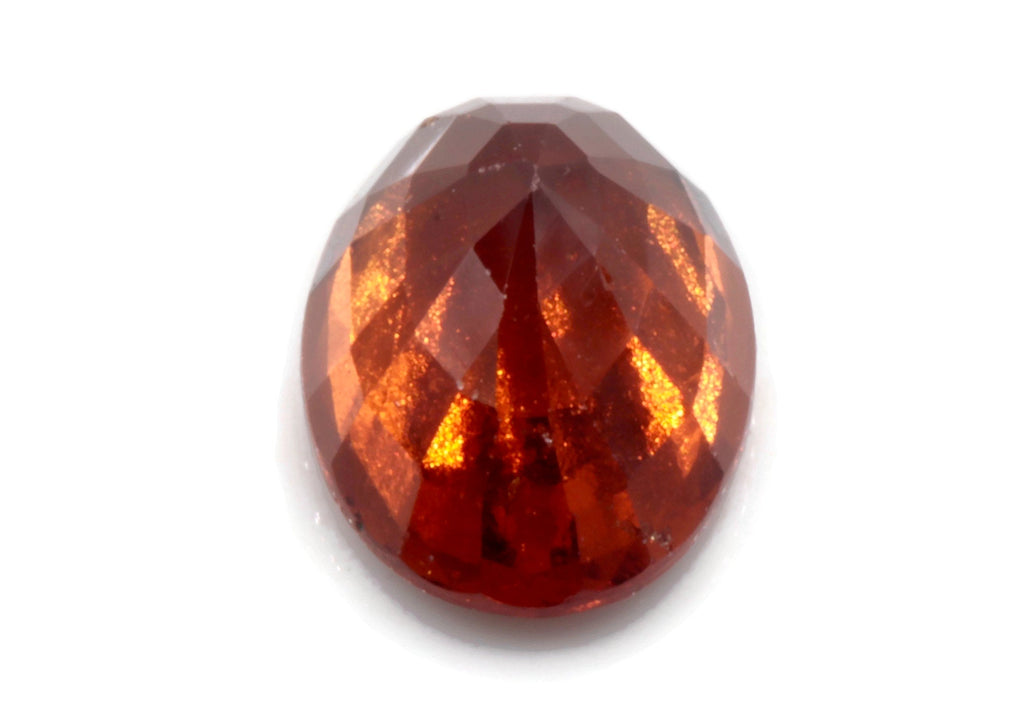 Spessartite | Natural Spessartite Garnet | Mandarin Spessartite Garnet | Orange Garnet |January Gemstone | SPESSARTINE GARNET 13x12mm 11 ct-Planet Gemstones