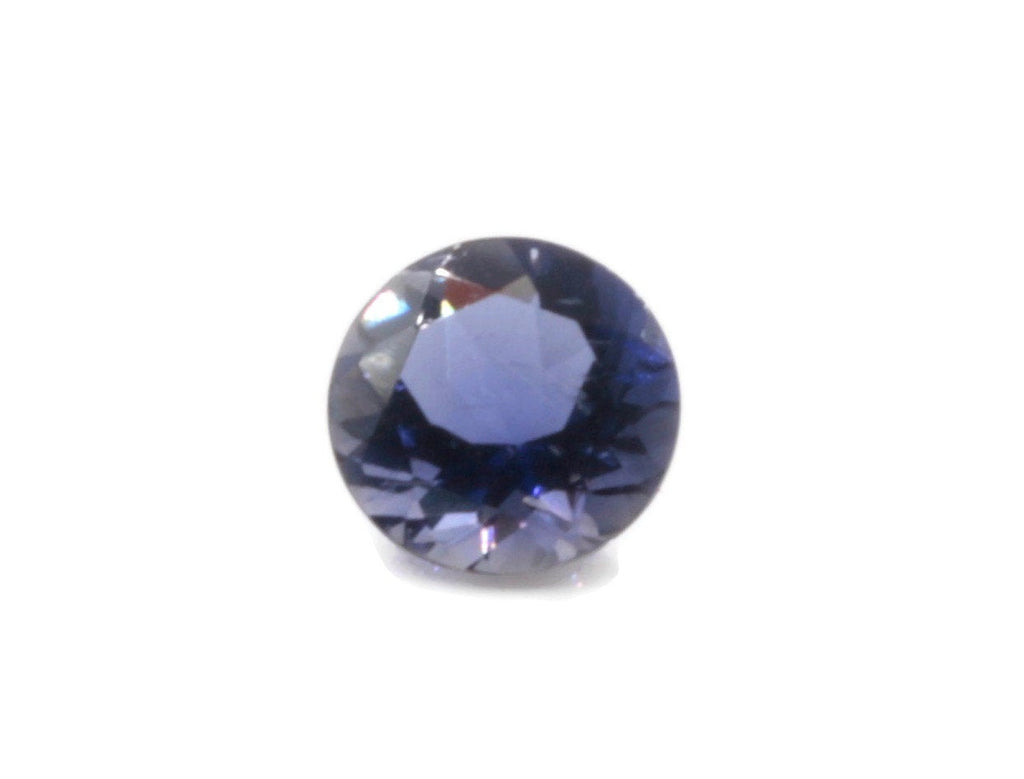 Natural Iolite Gemstone Faceted Iolite Stone Iolite Round Loose Iolite Vettrigemsusa 6mm Iolite Loose Stone DIY Jewelry Supplies-Planet Gemstones