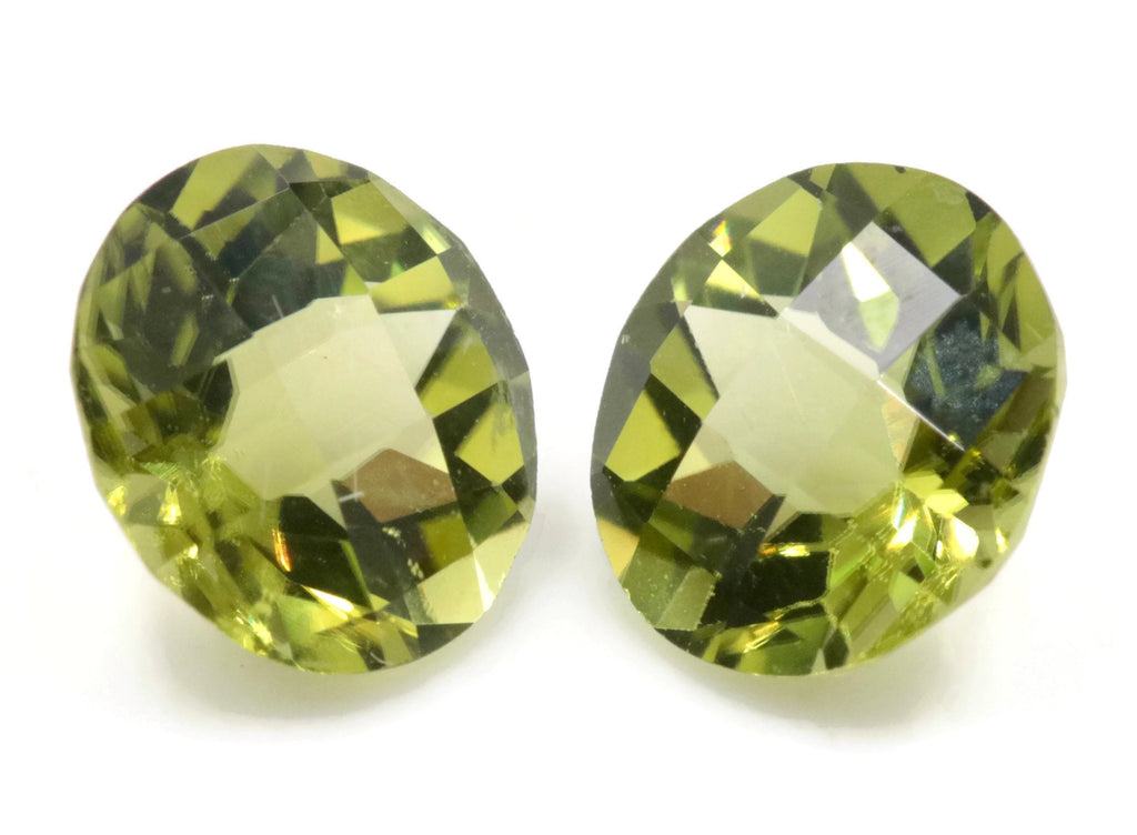 Peridot Natural Peridot Green Peridot Peridot Gemstone August Birthstone DIY Jewelry Supplies Peridot RD 6mm 1.80ct SKU:113021-Planet Gemstones