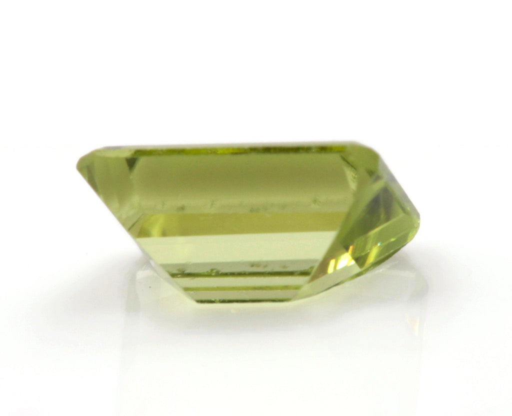 Peridot Natural Peridot Green Peridot Gemstone August Birthstone DIY Jewelry Supplies Peridot OCT 7x5mm 1.0ct Gift for Her SKU:113122-Planet Gemstones