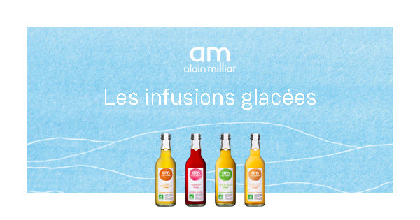 AM infusions glacées