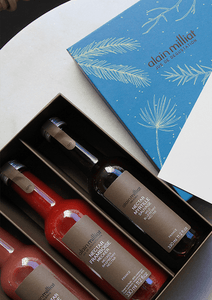 Coffret L'Hiver d'Alain Milliat  Alain Milliat