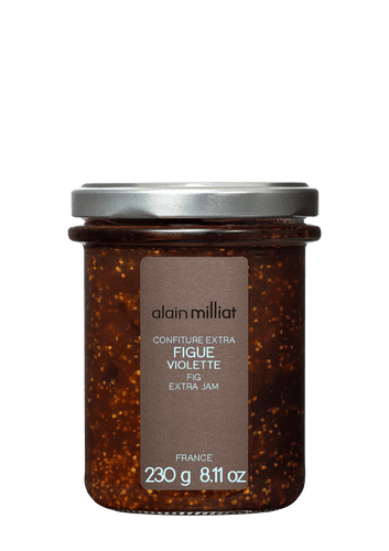 Confiture Extra Figue Violette 230g Alain Milliat