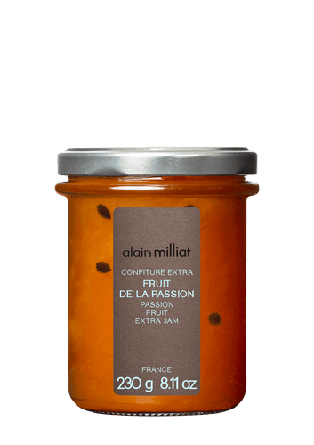Confiture Extra Fruit de la Passion 230g Alain Milliat