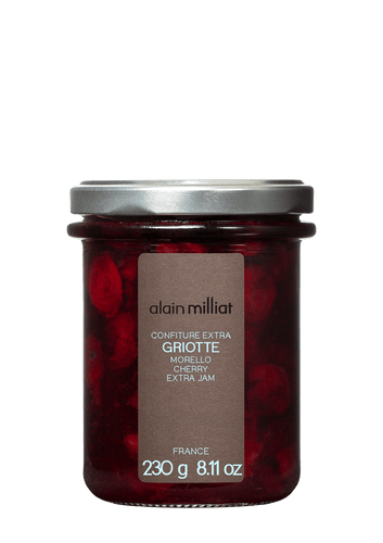Confiture Extra Griotte 230g Alain Milliat
