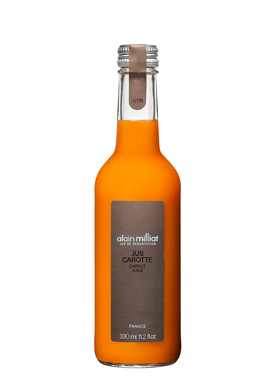 Jus Carotte 33cl Alain Milliat