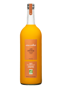 Jus Orange Bio 100cl Alain Milliat