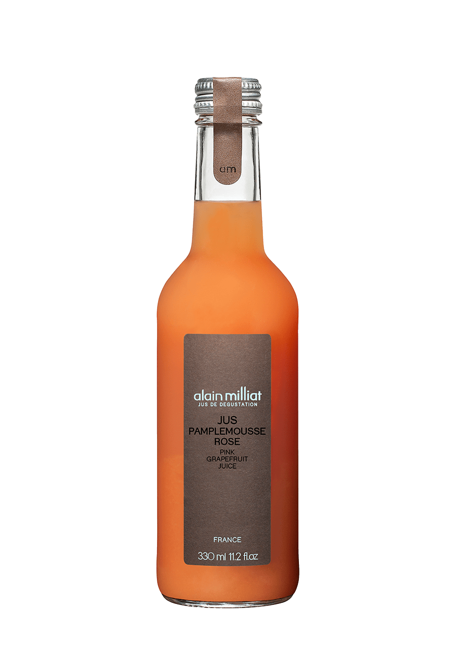 Jus Pamplemousse Rose 33cl Alain Milliat