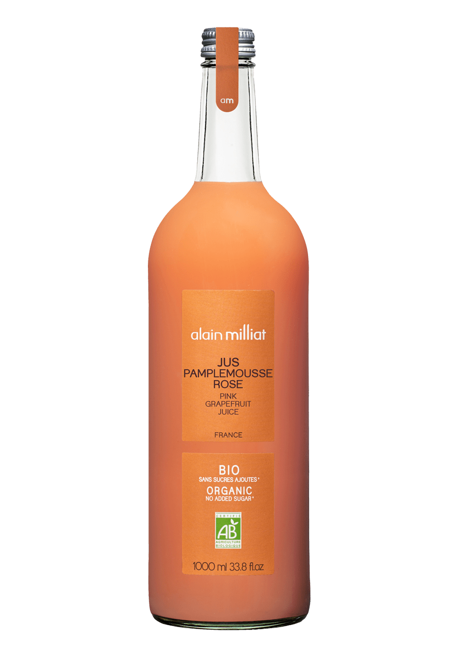 Jus Pamplemousse Rose Bio 100cl Alain Milliat