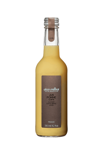 Jus Pomme Cox's 33cl Alain Milliat