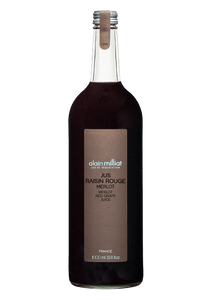 Jus Raisin Rouge Merlot 100cl Alain Milliat