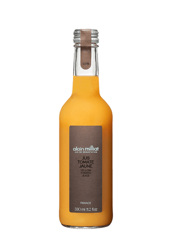 Jus Tomate Jaune 33cl Alain Milliat