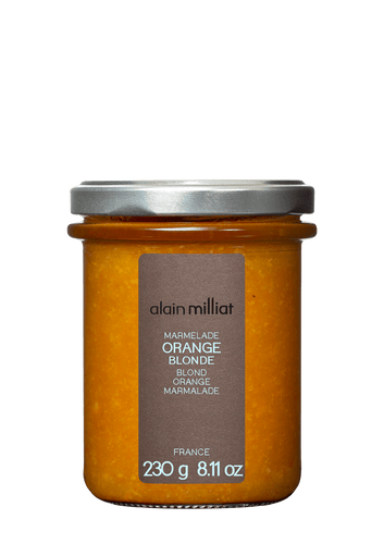 Marmelade Orange Blonde 230g Alain Milliat