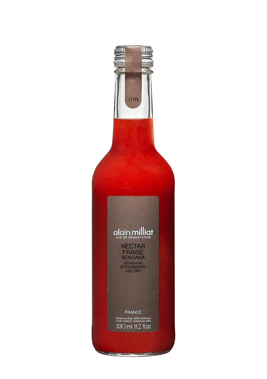 Nectar Fraise 33cl Alain Milliat