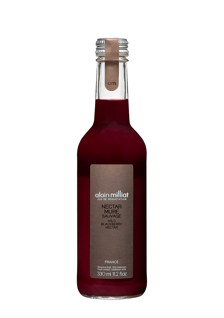 Nectar Mûre Sauvage 33cl Alain Milliat