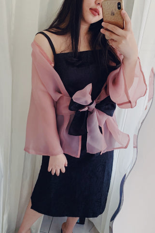 Yuzu outer in rose