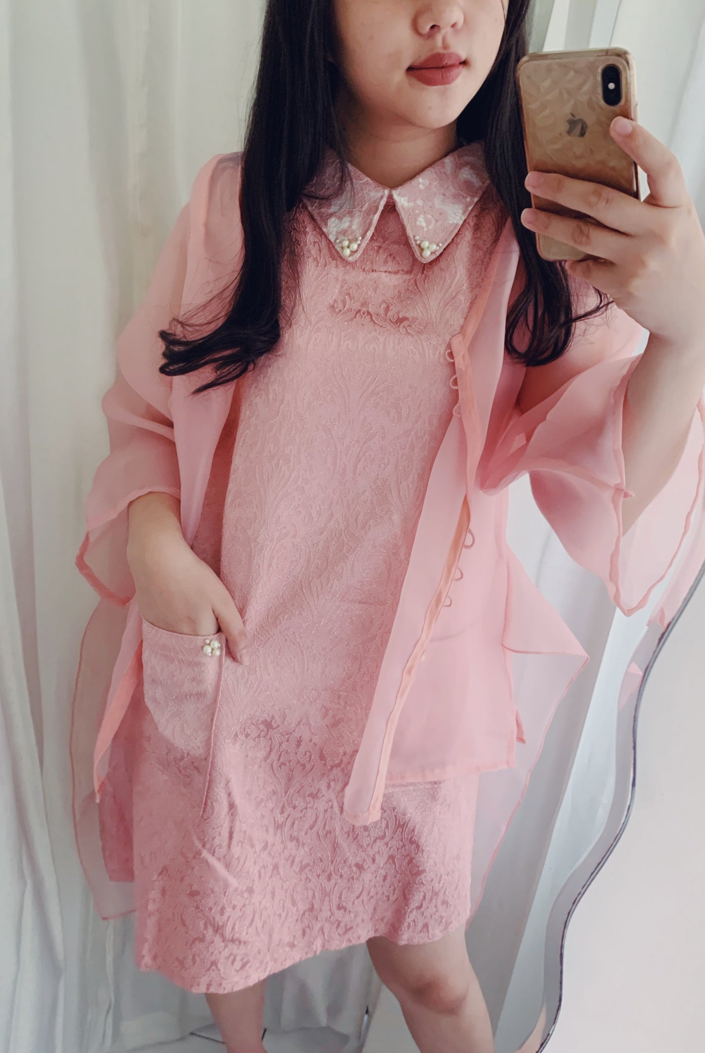 Yuzu outer in peony
