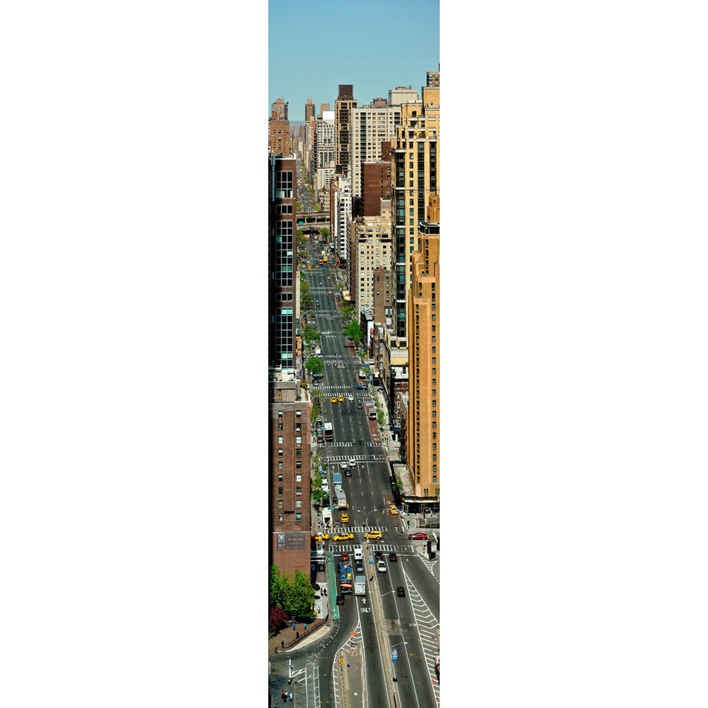 New York 1st Avenue  - Limited Edition up to 70 cm x 300 cm