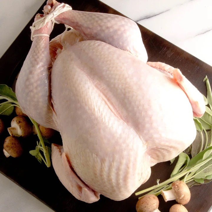 Fresh Turkey (Whole)