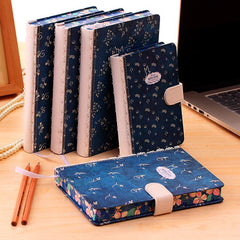 Candy Colors Fashion Cute Notebook
