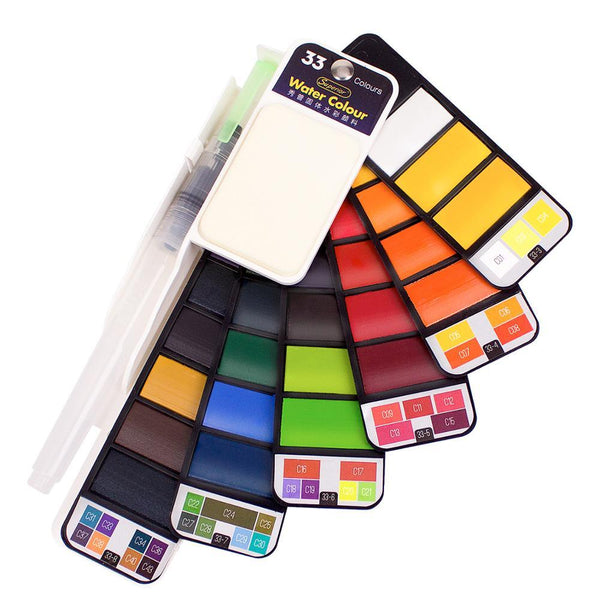 Art Supplies Portable Drawing Kits