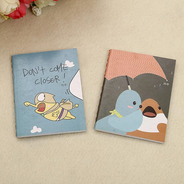 Lovely Cartoon Image Notebook