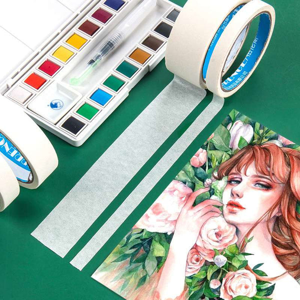 White Tool Wrinkle Paper Art Supplies