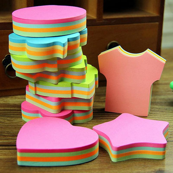 Self Adhesive Memo Pad Sticky Notes