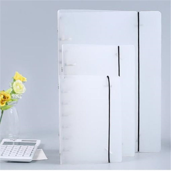 Coloffice Creative PP Plastic Folder