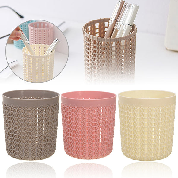 Multi-function Pen Holders Make Up Brush Holder