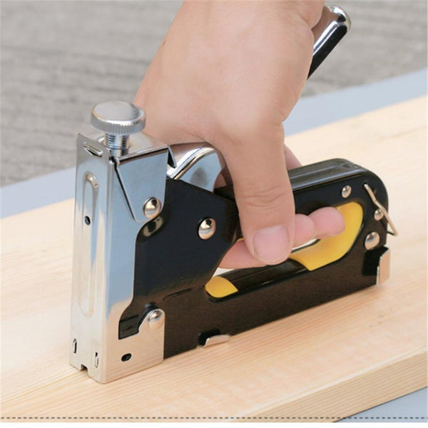 Multitool Nail Staple Gun Furniture Stapler