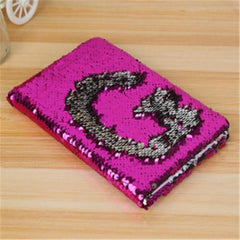 Sequins Notebook Hot Notebooks