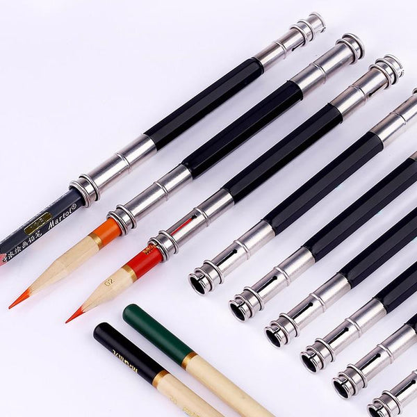 Adjustable Dual Head Wooden Pencil