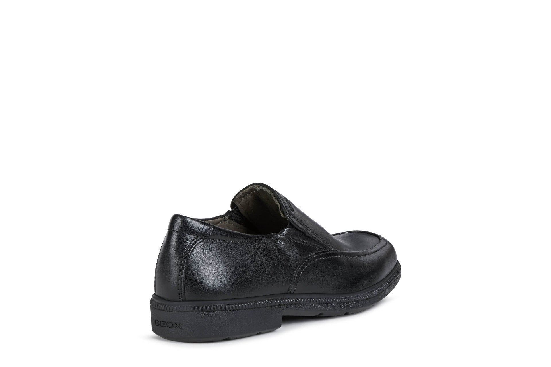 Frederico Slip-on - Black Leather