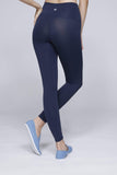 Hug Me Leggings in Rising Lotus Bottoms Navy / XS Hug Me Leggings