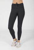 Lace Me Up Leggings in Rising Lotus Bottoms XS Lace Me Up Leggings