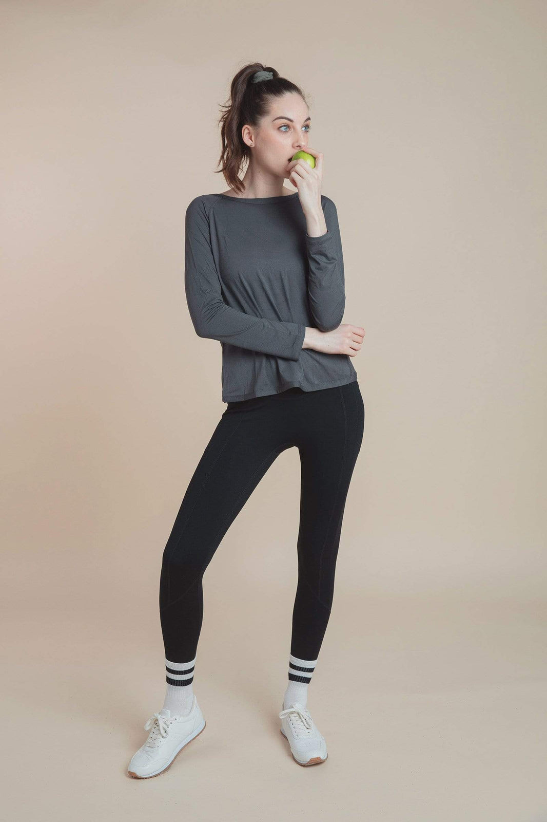 On-The-Go Leggings in Black