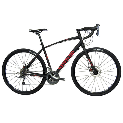 Tommaso Sentiero Disc cx adventure bike 40c