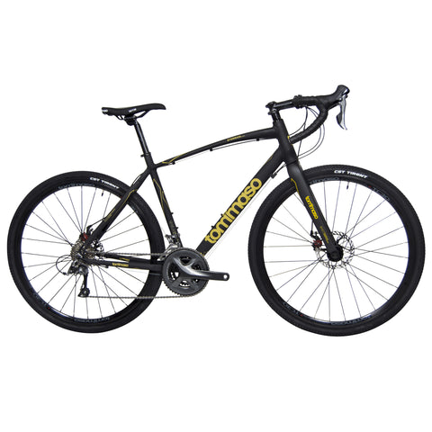 Tommaso Sterrata Disc 40c gravel bike