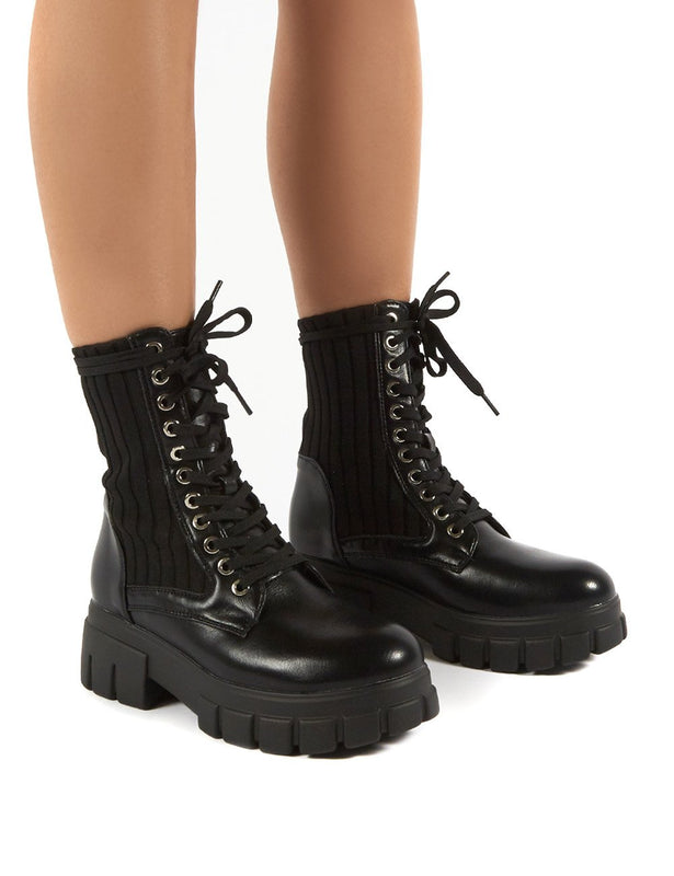 Ankle Boots   Chunky Boots   Womens