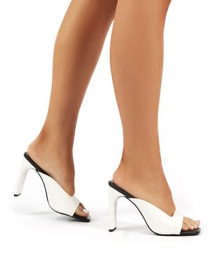 Abelle Mono Toe Square High Heels