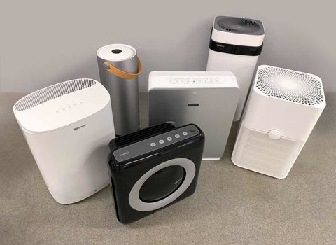 air purifier benefits for skin and health