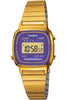 Casio LA-670WGA-6 Ladies Gold Stainless Steel Digital Classic Vintage Casual Watch