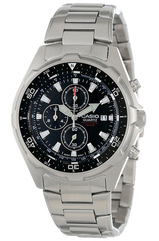 Casio AMW-330D-1AV  Steel 100M DIVER Watch Chronograph