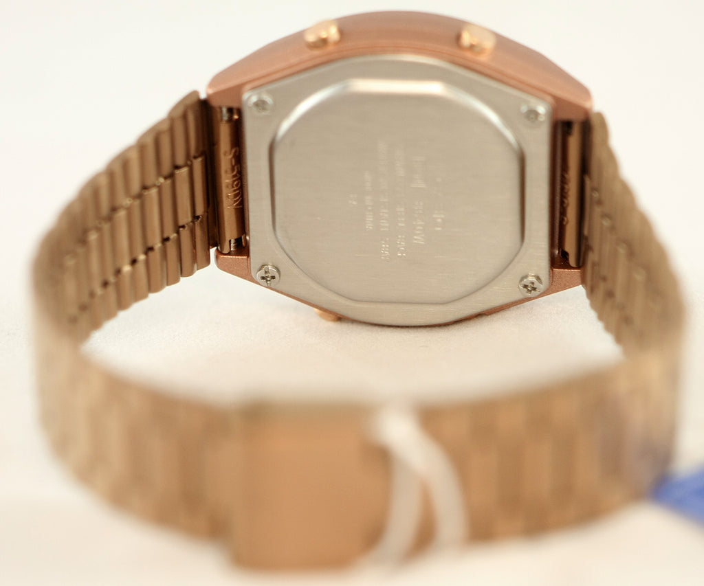 62c26841a43 Casio Rose Gold B-640WC-1A Stainless Steel Digital Watch New – Great ...